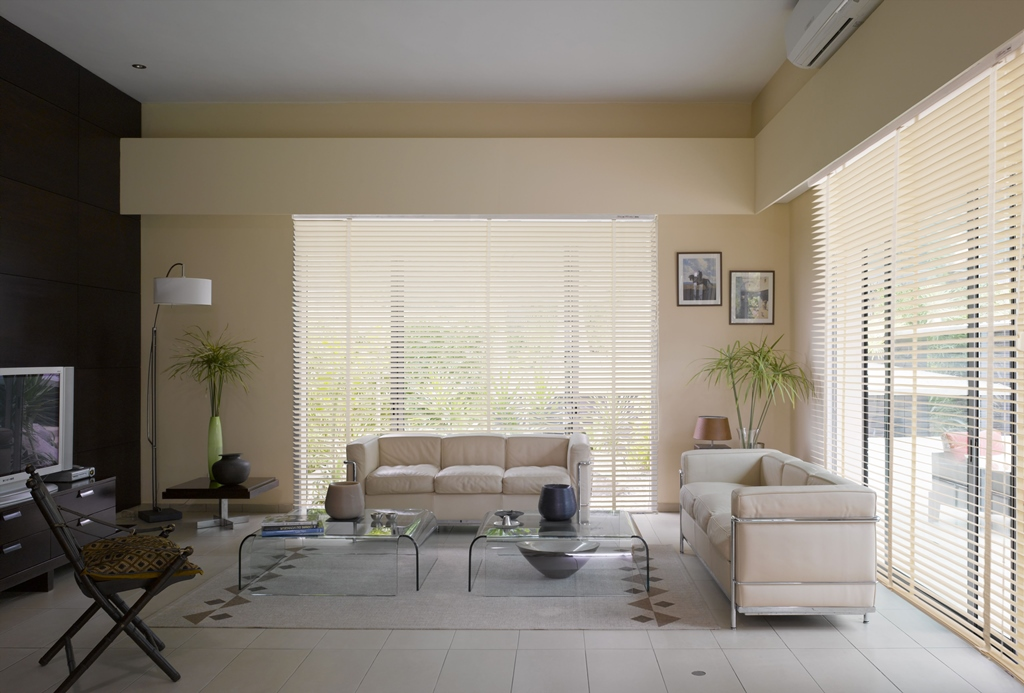 Lantex Fabric Blinds - 4