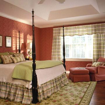 Expand Window Size - Giải Pháp Ánh Sáng Phòng Ngủ: Màn Vải Truyền Thống
