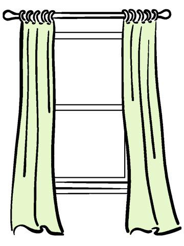 Panels on Rings - Những Mẫu Rèm Cửa Đẹp