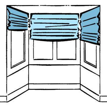 Shades - Những Mẫu Rèm Cửa Đẹp