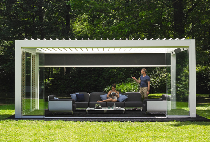 Louvered Roof Camargue-5